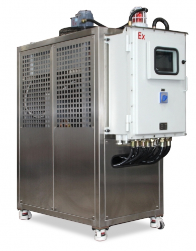 HB series high and low temperature one machine water-cooled & air-cooled type -25 ~ 120 °C \-10 ~ 200 °C